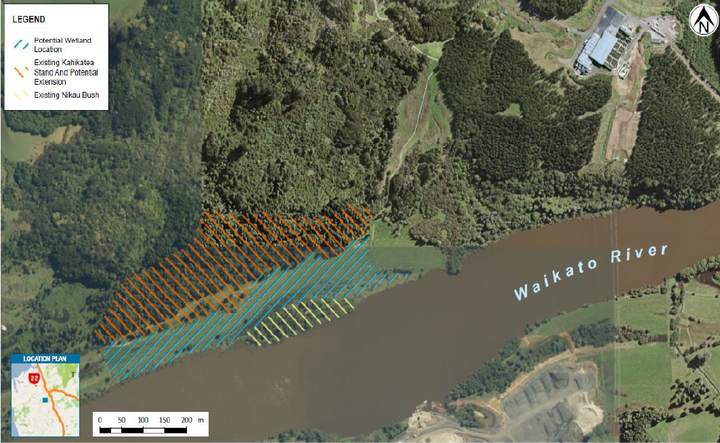 Waikato River enhancement proposition