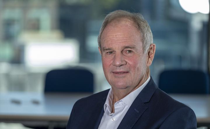 Board member Graham Darlow