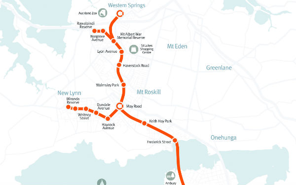 Aucklanders to enjoy cleaner beaches and waterways with a new super-sized wastewater tunnel