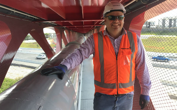 New Albany-Pinehill watermain project progresses well