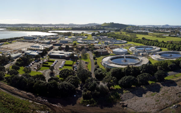 Māngere Wastewater Treatment Plant: odour update
