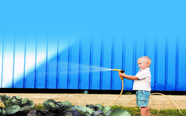 Partnering to push the water saving message