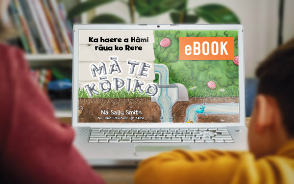 Te reo Māori e-book launched