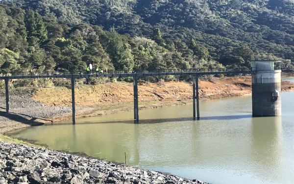 Aucklanders achieve target water savings in June