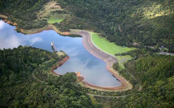 Free public tours of our dams in the Hūnua ranges