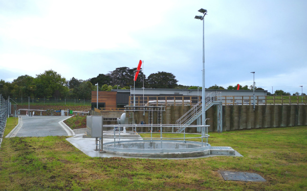 Watercare's new water treatment plant in Warkworth goes live