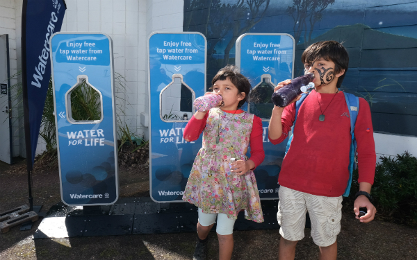 New water stations to pop up at community events